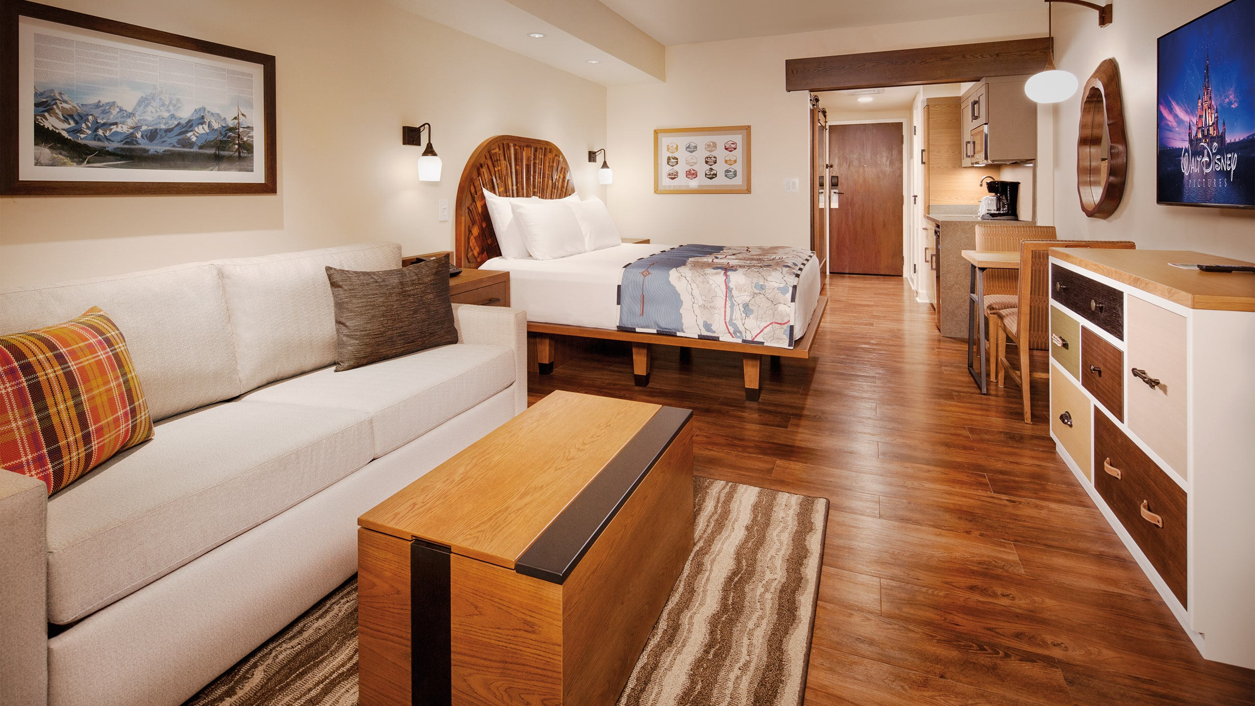 Disney World Resort Cabins