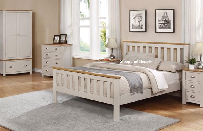 sweet dreams cooper grey bedroom