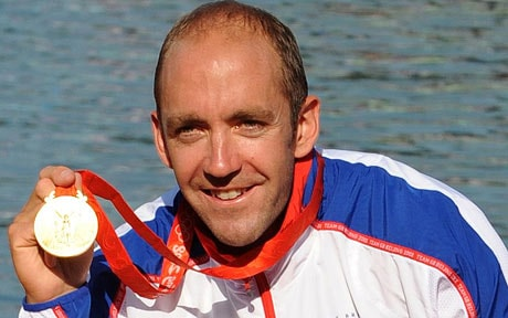 Doctor Tim Brabants lifts gold for Britain in Olympic ...