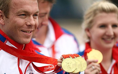 Team GB arrives back in Britain - Olympics - Telegraph