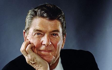 Ronald Reagan had Alzheimer's 'while in White House' his ...