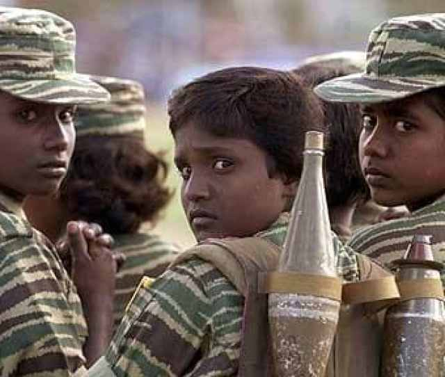 Female Tamil Tigers Life As A Female Tamil Tiger Guerilla Relived By One Of First