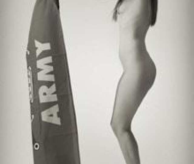 Army Wives Pose For Nude Calendar In Honour Of Soldiers