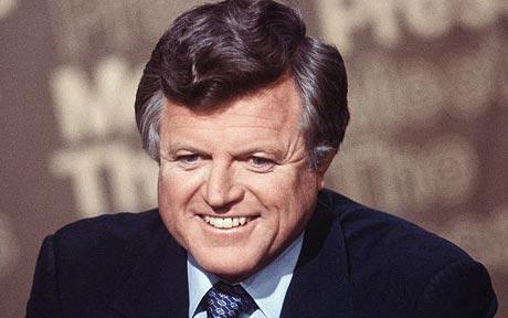 Ted Kennedy dies: Barack Obama 'heartbroken' at senator's ...