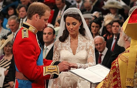 Royal Wedding 24 Million Tune In To Watch Prince William And Kate Middleton Marry