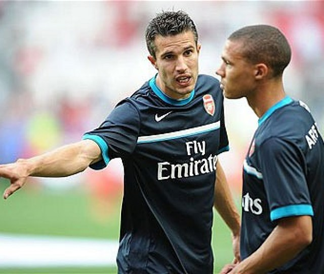 Arsenal Captains Under Arsene Wenger How Does New Skipper Robin Van Persie Compare To His