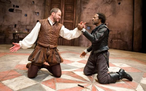 Othello, Sheffield Crucible: review - Telegraph