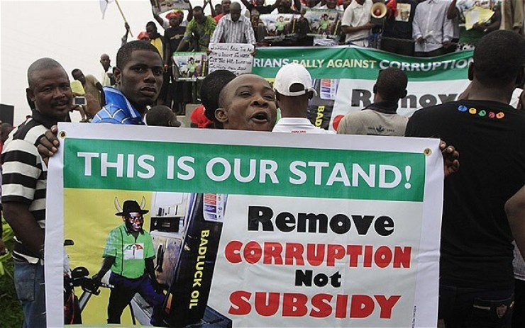 Image result for petrol subsidy in nigeria