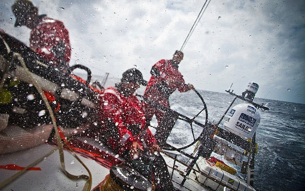 Volvo Ocean Race Organisers Should Reserve Right To