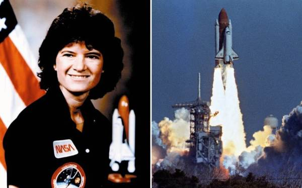 Sally Ride Americas first woman in space dies aged 61