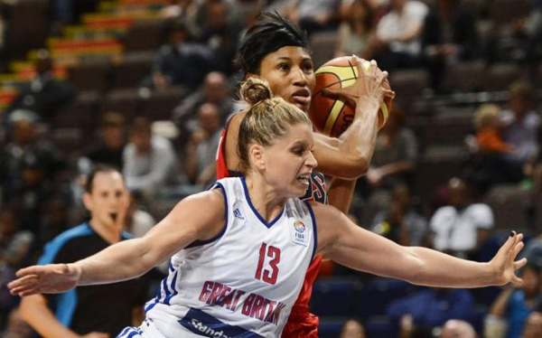London 2012 Olympics: GB women's basketball team should ...