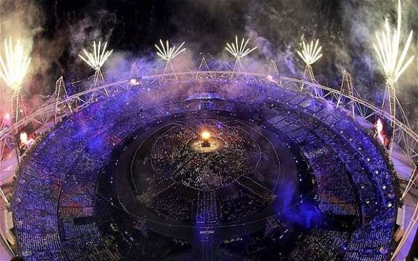 London 2012 Olympics: honour of lighting Olympic flame ...