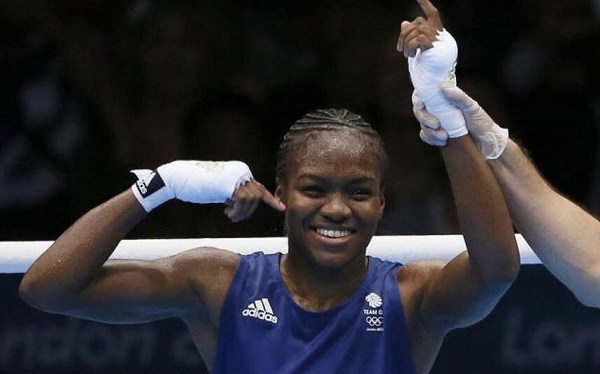 Britain's Nicola Adams wins first ever gold in Olympic ...
