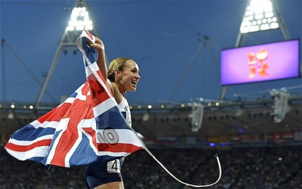 London 2012 Olympics: glory days showed Great Britain at ...