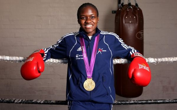 Keep The Flame Alive: Olympic champion Nicola Adams puts ...