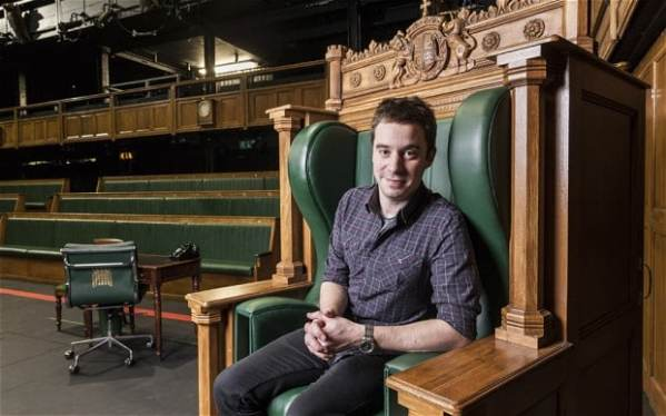 James Graham interview: A right honourable playwright at ...