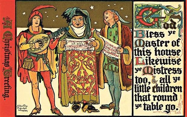 The Modern Joys Of Christmas Past Telegraph