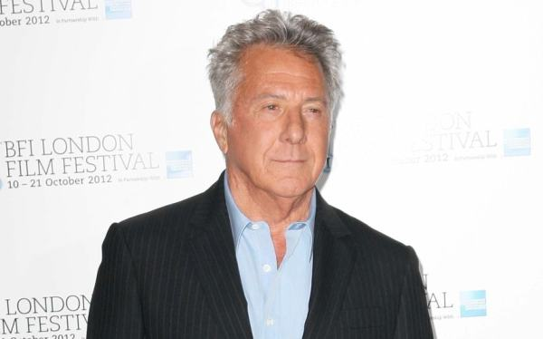 Dustin Hoffman riles Sir Donald Sinden with his comments ...