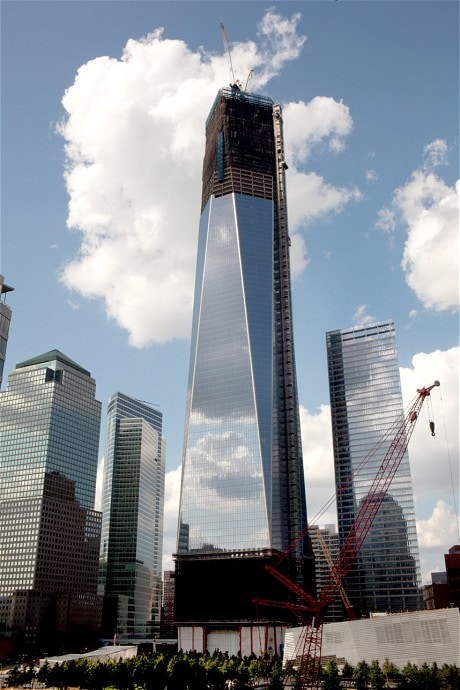 The Battle To Build The New World Trade Center