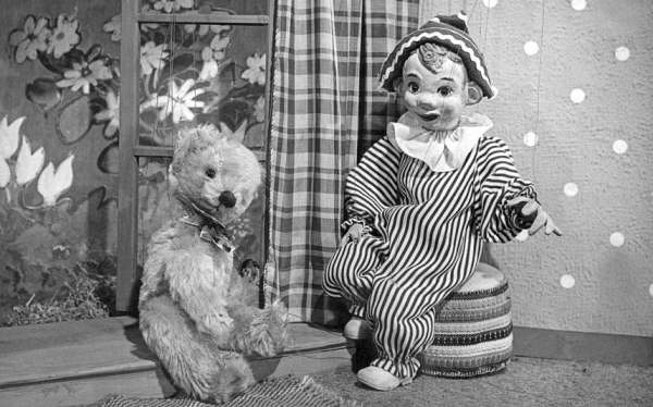 Andy Pandy is almost deviant - Telegraph