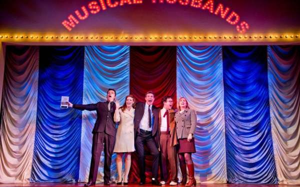 Merrily We Roll Along, The Harold Pinter Theatre, review ...