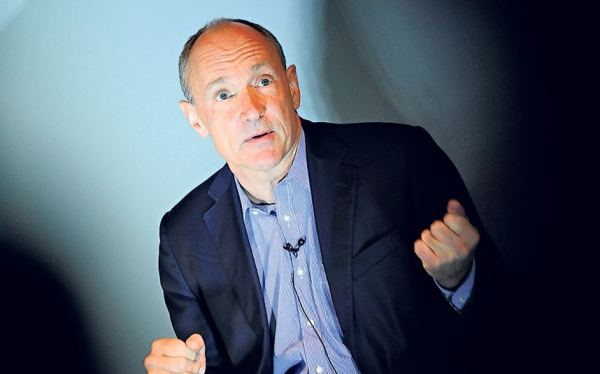 Sir Tim Berners-Lee: data and the new web - Telegraph