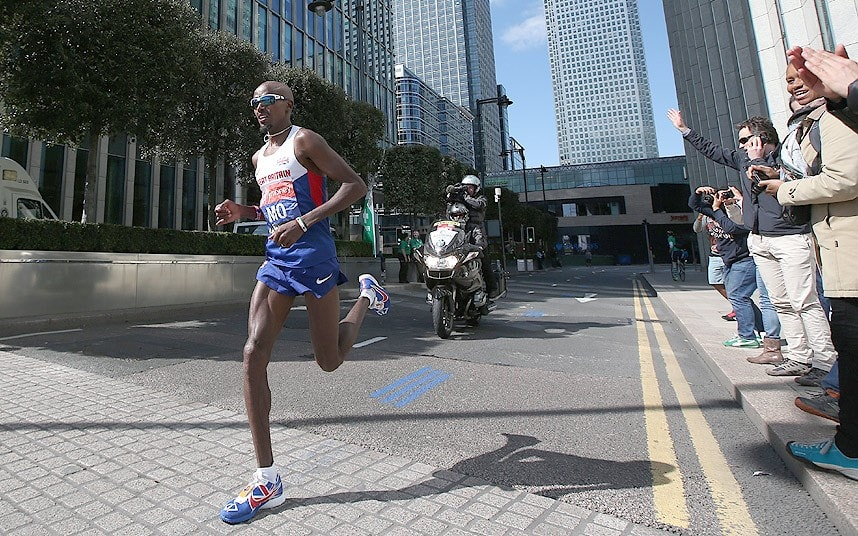 Mo Farah Desperate To Win Again On The Track After