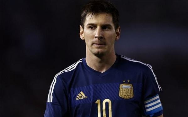 World Cup 2014: Argentina captain Lionel Messi determined ...