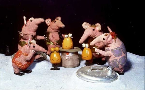 Why 'The Clangers' is the best children's TV show ever ...
