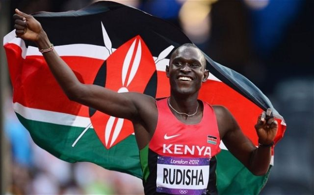Image result for David Rudisha