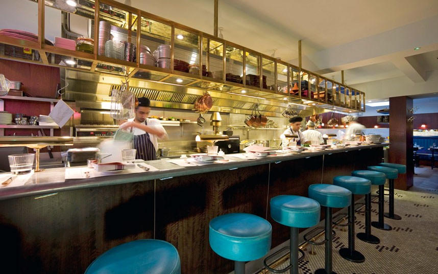 The Palomar London W1 Restaurant Review Telegraph
