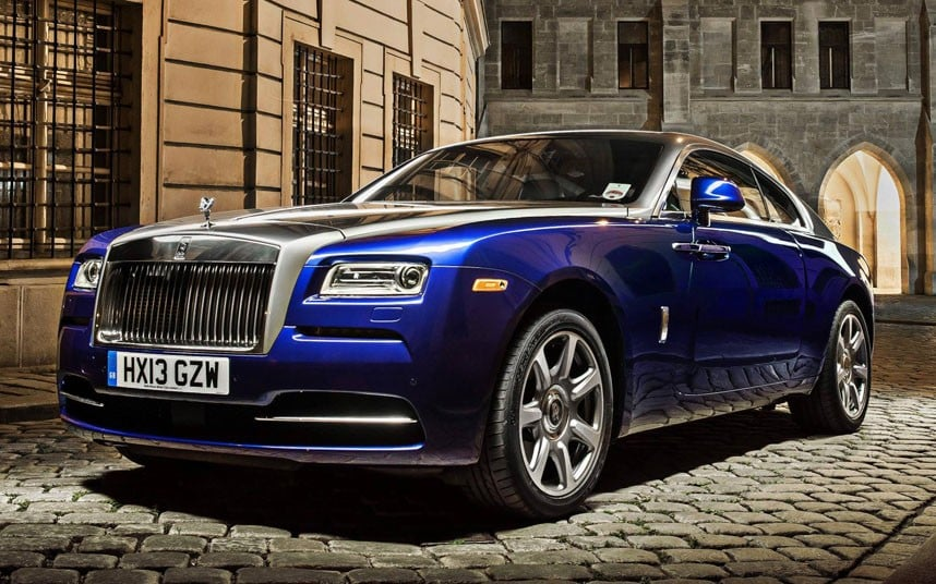 2016 Rolls Royce Corniche