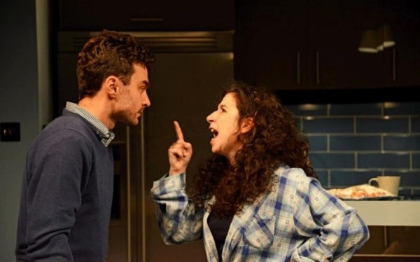 Bad Jews, Theatre Royal Bath, review: 'scaldingly funny ...