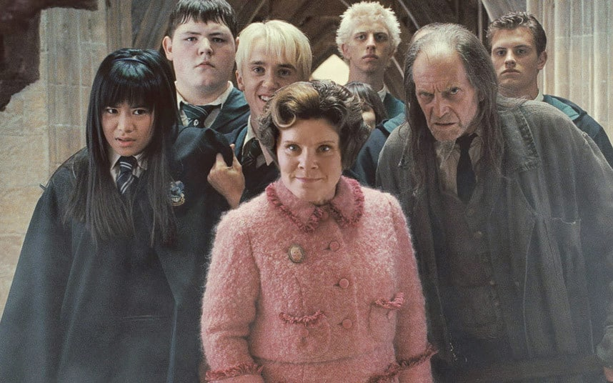 17 Times JK Rowling Shocked Harry Potter Fans Telegraph