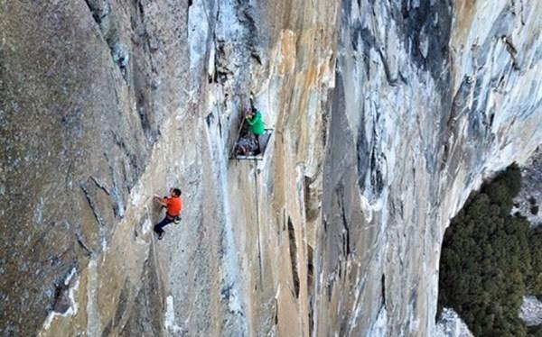 El Capitan's Dawn Wall: 'hardest climb in the world ...