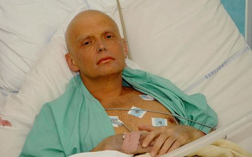 Billedresultat for Alexander Litvinenko