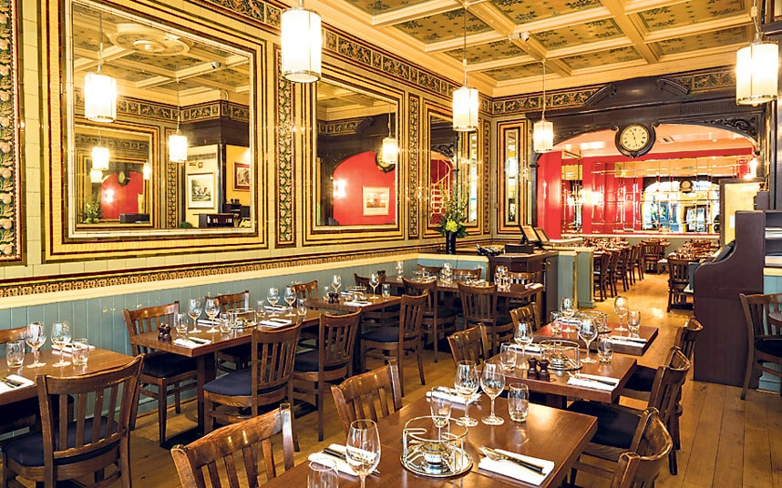 Luxury Japanese Restaurant London