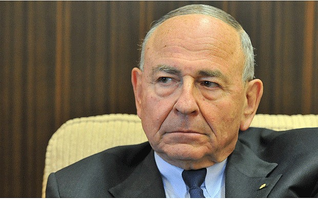 Maurice Newman, chairman of the Prime Minister's Business Advisory Council