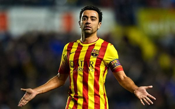 Xavi: The greatest midfielder of a generation - Telegraph