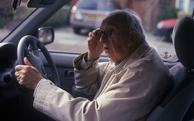 Image result for elderly driving