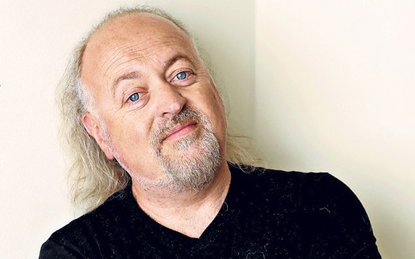 Bill Bailey: 'Comedy's a reckless and foolhardy job ...