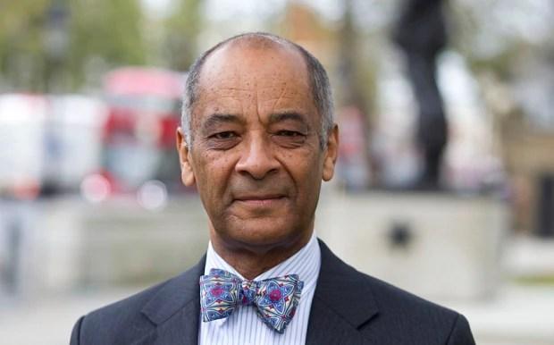 Image result for most powerful black man in UK ken olisa