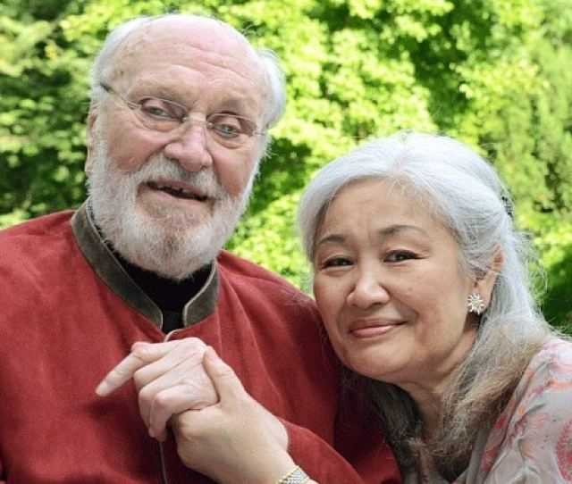 Masur With His Wife Tomoko In
