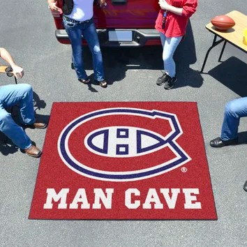 FANMATS NHL Montreal Canadiens Man Cave Tailgater Wayfair