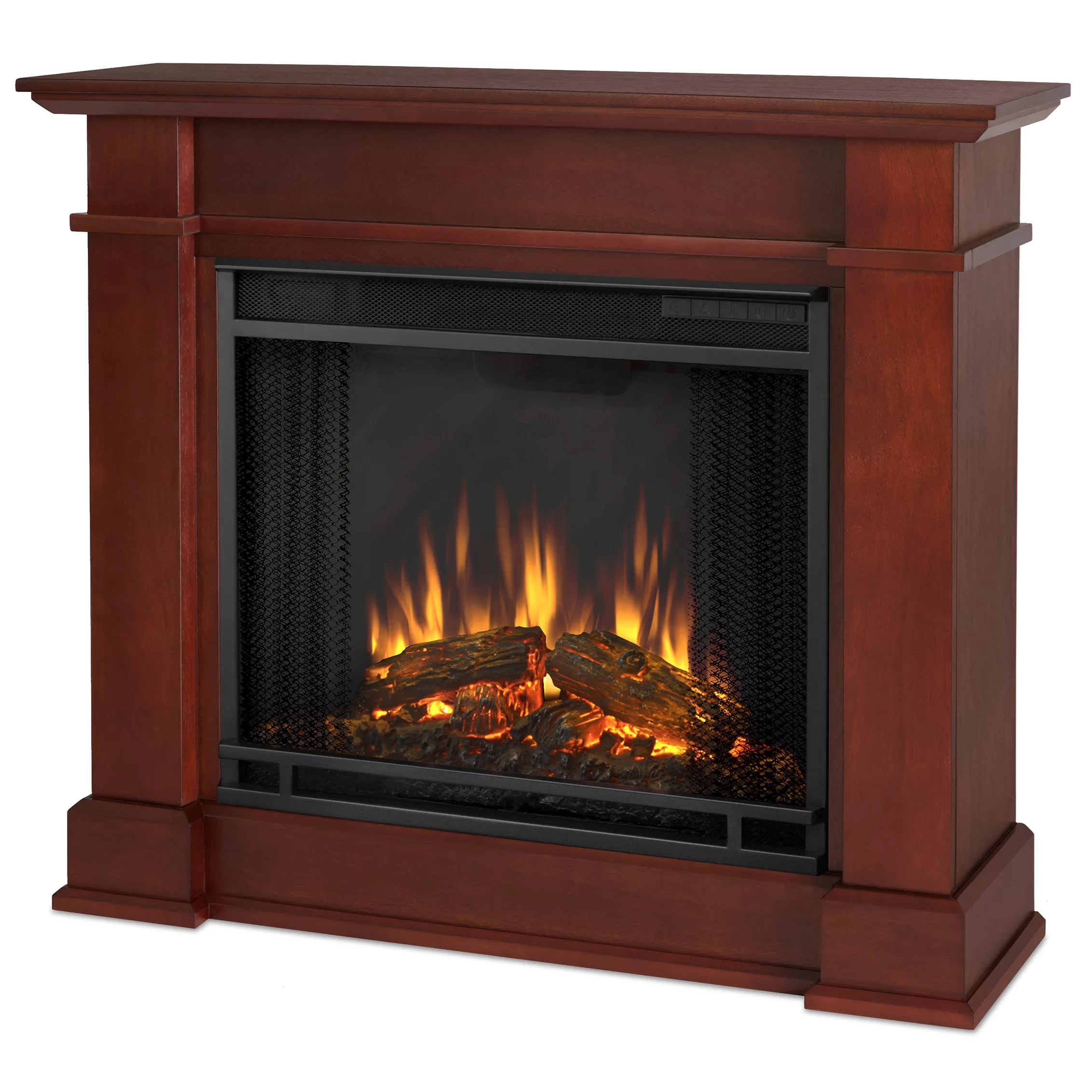 Real Flame Devin Petite Electric Fireplace Amp Reviews