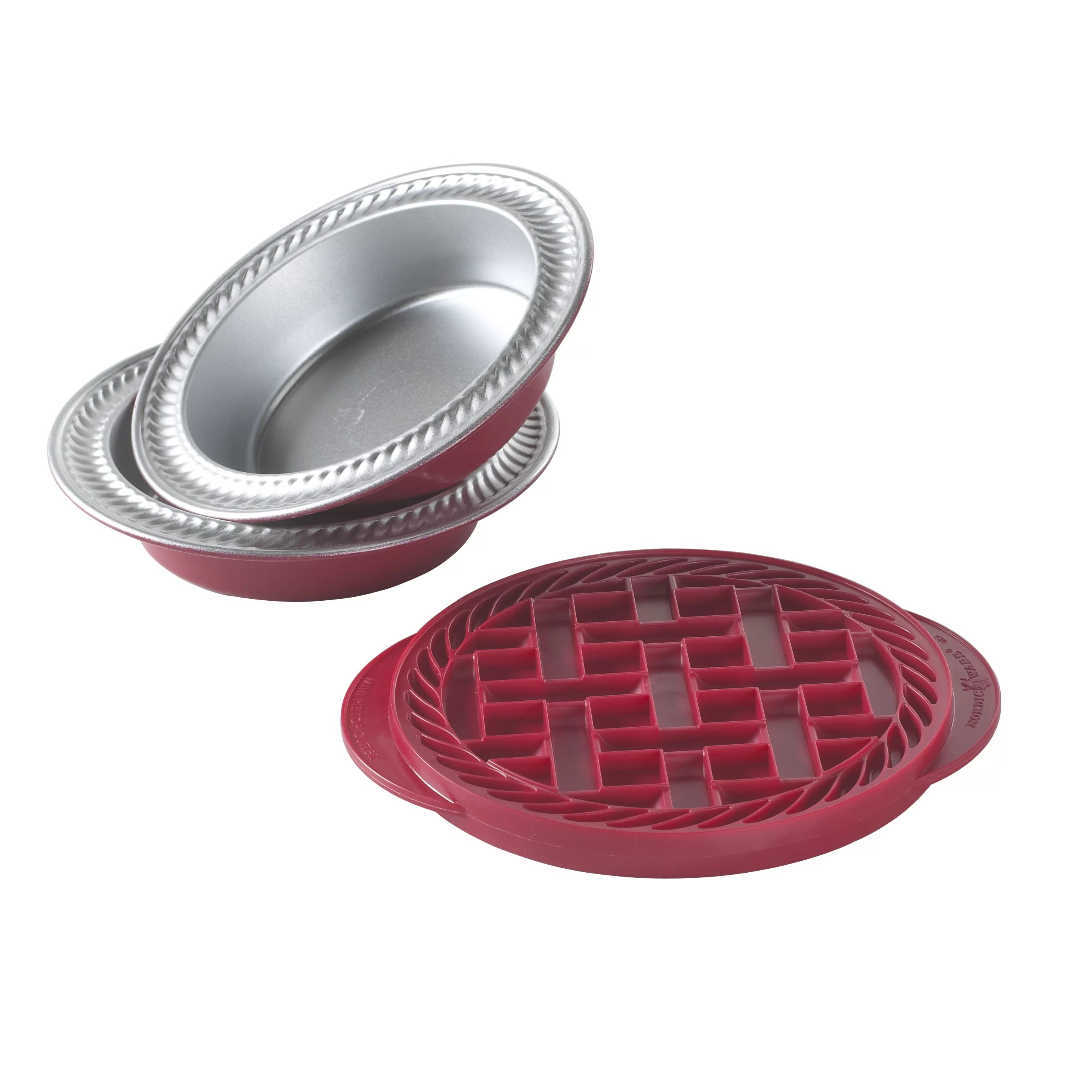 Nordic Ware Mini 2 Piece Bakeware Set Amp Reviews Wayfair