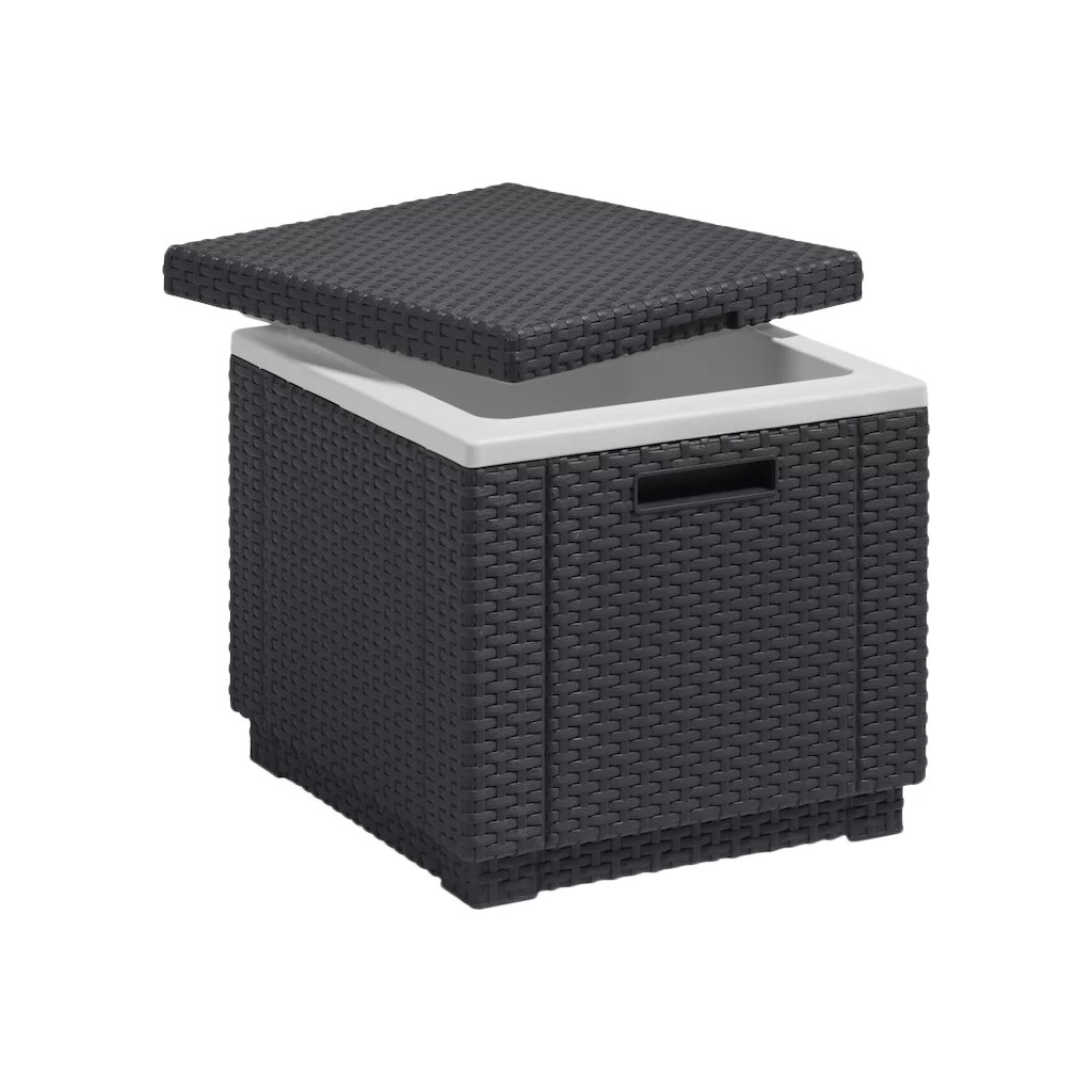 SunTime Outdoor Living Allibert California Cooler Cube ... on Suntime Outdoor Living  id=34762