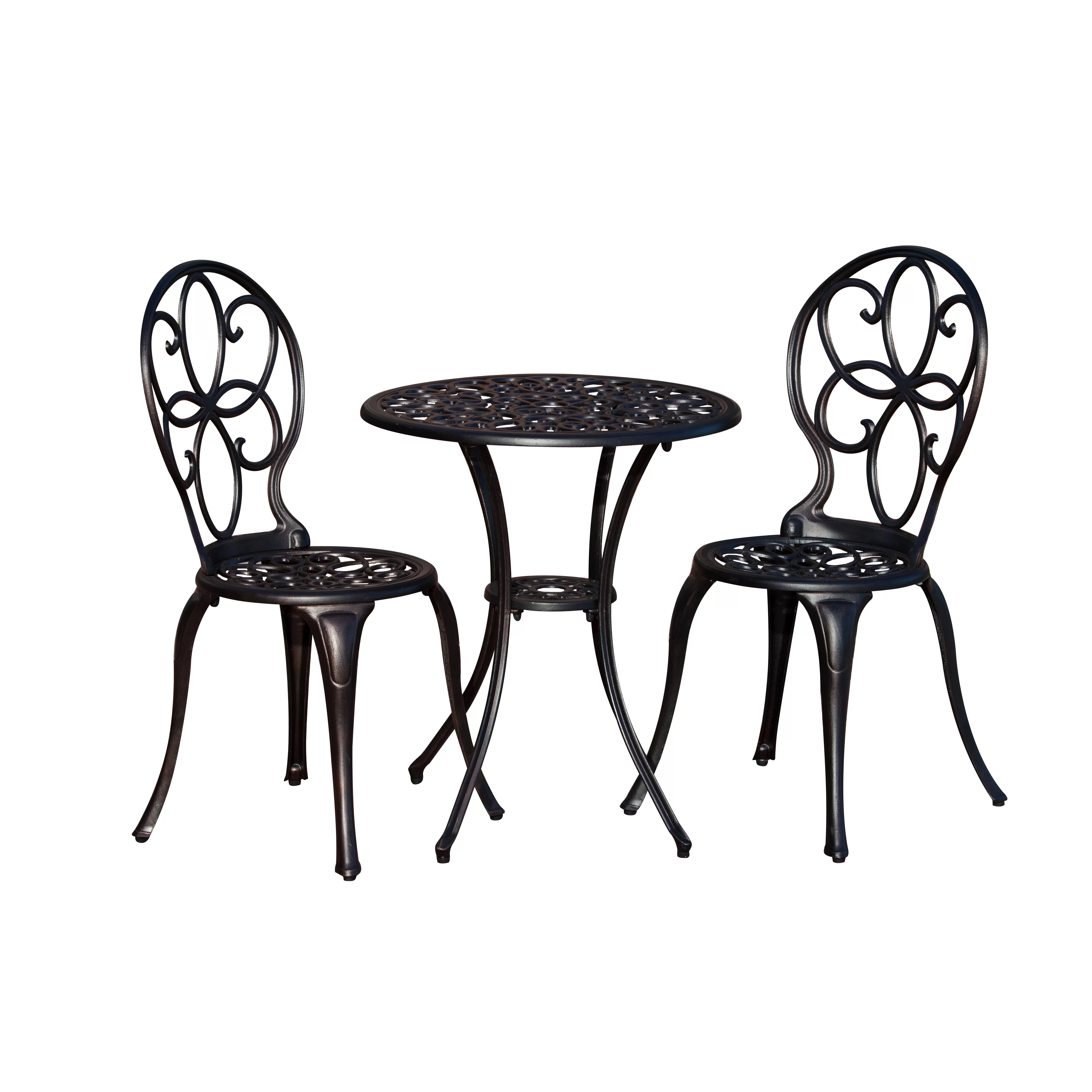 Patiosense 3 Piece Bistro Set Amp Reviews