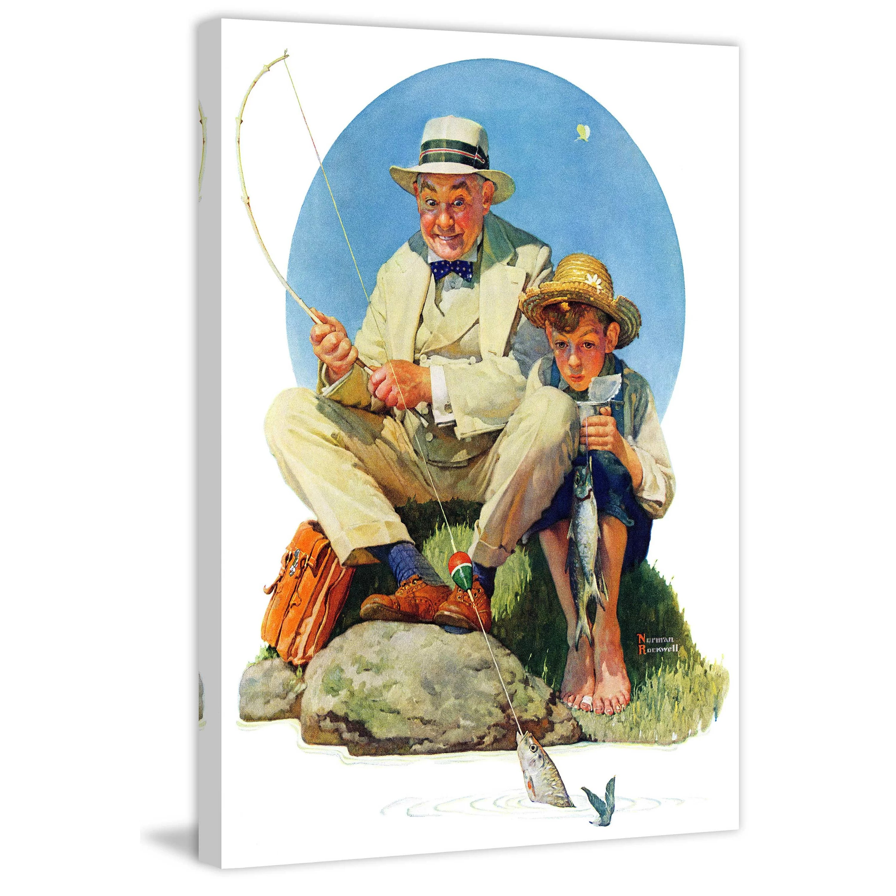 Collection Norman Rockwell Christmas Painting Pictures Christmas