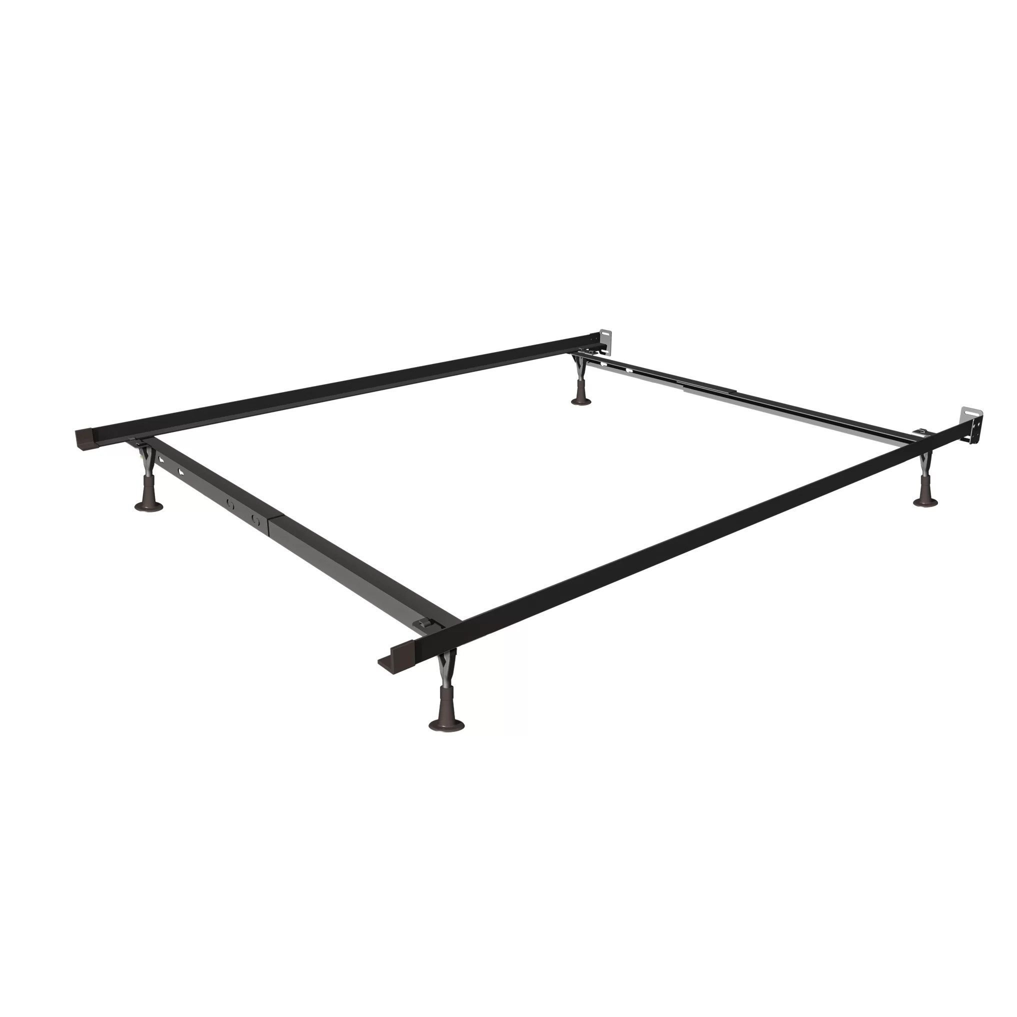 Mantua Mfg Co Insta Lock Twin Full Queen Bed Frame With